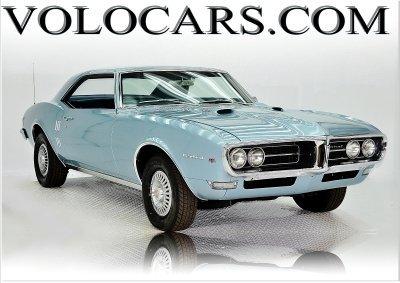 1968 Pontiac Firebird Image 1
