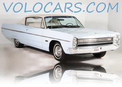 1968 Plymouth Fury Iii Image 1