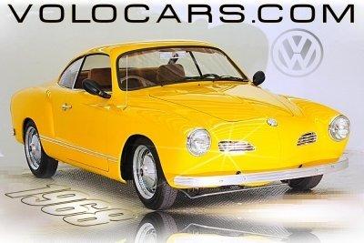 1968 Volkswagen Karmann Ghia Image 1