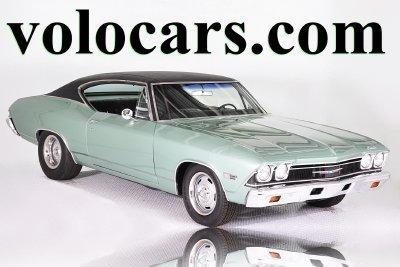 1968 Chevrolet Chevelle Image 1