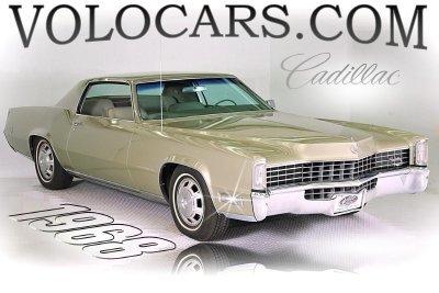 1968 Cadillac Eldorado Image 1
