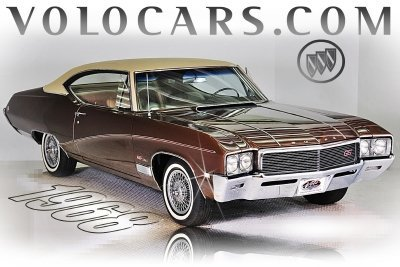 1968 Buick Gs 350 Image 1