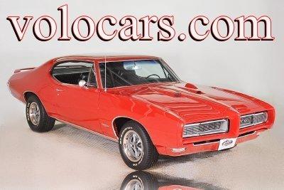 1968 Pontiac Gto Image 1