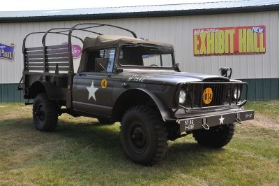 1968 Jeep Kaiser Image 1