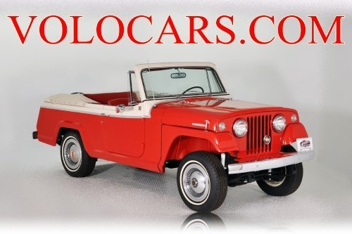 1968 Kaiser Jeepster Image 1