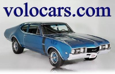 1968 Oldsmobile 442 Image 1