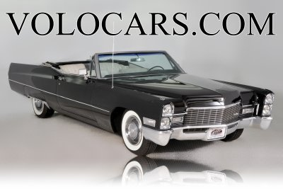 1968 Cadillac Deville Image 1