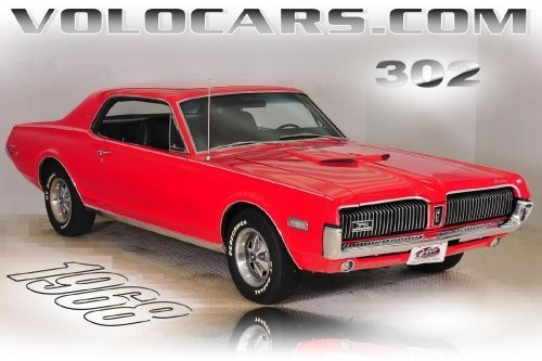 1968 Mercury Cougar Image 1