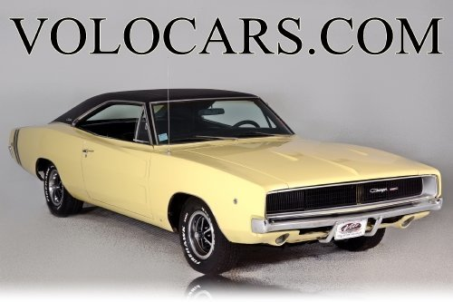 1968 Dodge Charger Image 1