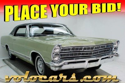 1967 Ford Galaxie Image 1