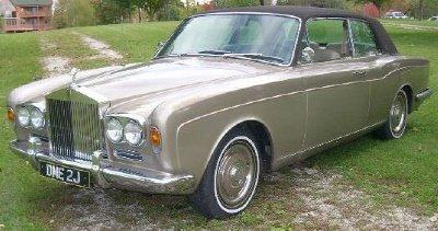 1967 Rolls-Royce Silver Shadow Image 1