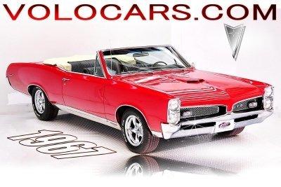 1967 Pontiac Gto Tribute Image 1