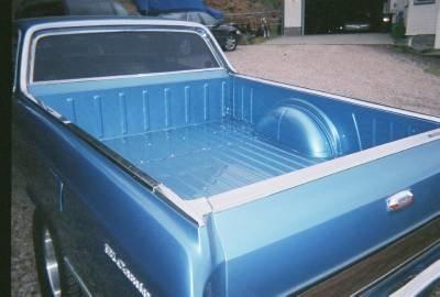 1967 Chevrolet El Camino Image 1