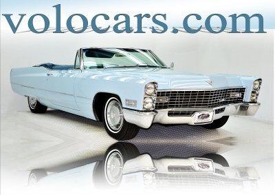 1967 Cadillac  Image 1