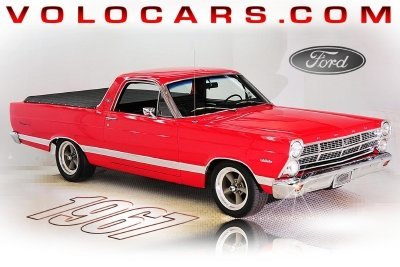 1967 Ford Ranchero Image 1