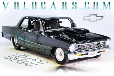 1967 Chevrolet Nova Image 1