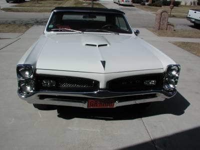 1967 Pontiac Gto Convertible Image 1
