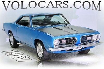 1967 Plymouth Barracuda Image 1