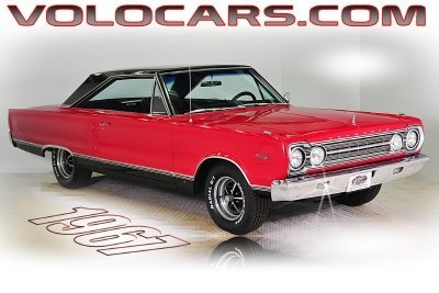 1967 Plymouth Satellite Image 1