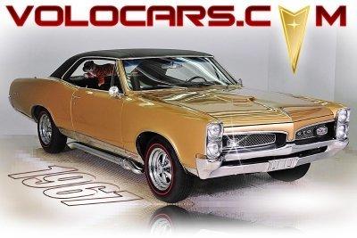 1967 Pontiac Gto Image 1