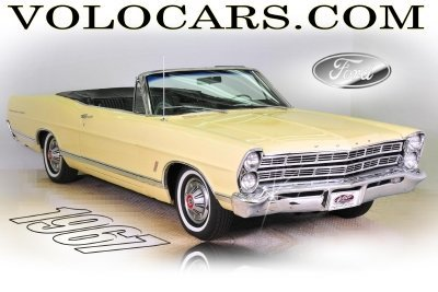 1967 Ford Galaxie 500 Image 1
