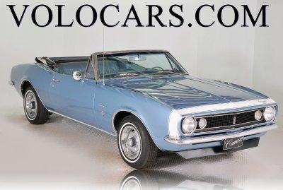 1967 Chevrolet Camaro Image 1