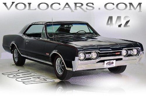 1967 Oldsmobile 442 Image 1