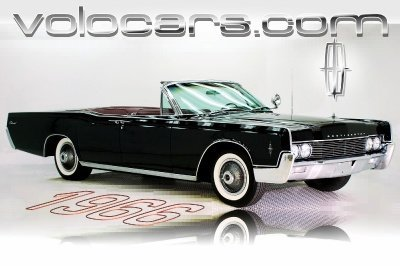 1966 Lincoln  Image 1