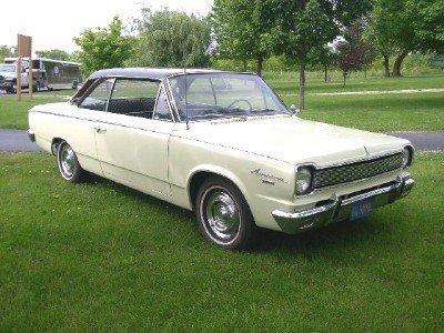 1966 AMC American Image 1