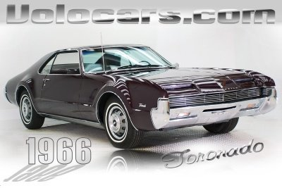1966 Oldsmobile Toronado Image 1