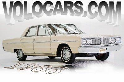 1966 Dodge Coronet Image 1