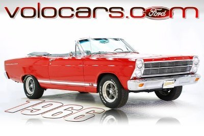 1966 Ford Fairlane Image 1
