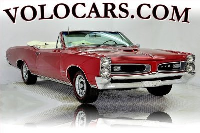 1966 Pontiac Gto Image 1