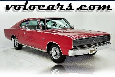 1966 Dodge Charger Image 1