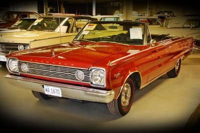 1966 Plymouth Satellite Image 1