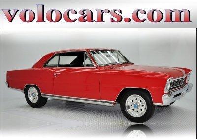 1966 Chevrolet Nova Image 1
