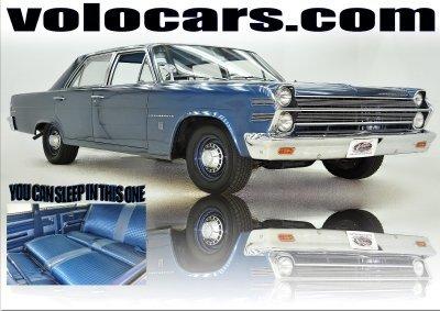 1966 AMC Ambassador Image 1
