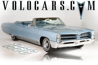 1966 Pontiac Bonneville Image 1