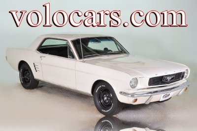 1966 Ford Mustang Image 1