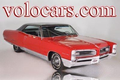 1966 Pontiac Grand Prix Image 1