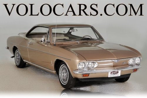 1966 Chevrolet Corvair Image 1