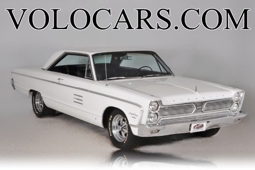 1966 Plymouth Sport Fury Image 1