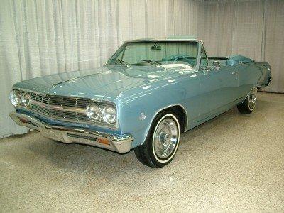 1965 Chevrolet Chevelle Image 1