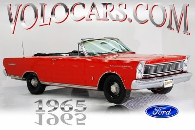 1965 Ford Galzxy Image 1