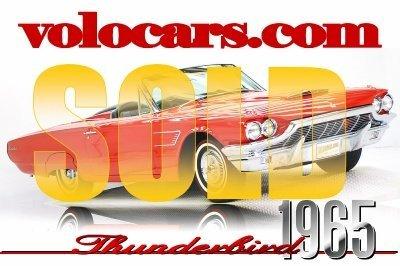 1965 Ford Thunderbird Image 1