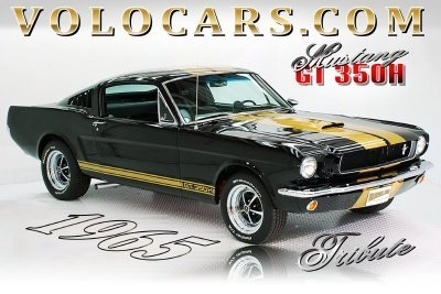 1965 Ford Mustang Image 1