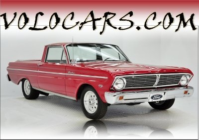 1965 Ford Ranchero Image 1