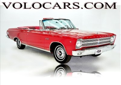 1965 Plymouth Satellite Image 1