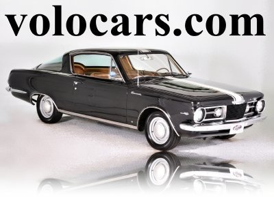 1965 Plymouth Barracuda Image 1
