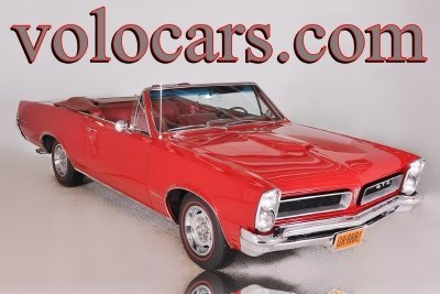1965 Pontiac Gto Image 1